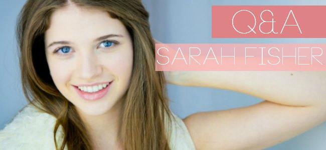 Q&A with Sarah Fisher • ROGUE STORIES