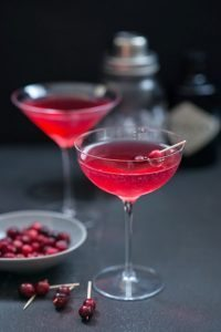 The Red Queen cocktail